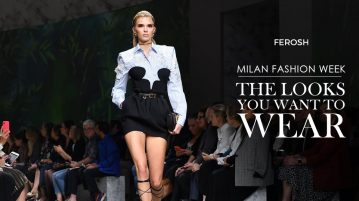 TOP TREND MILAN FASHION WEEK